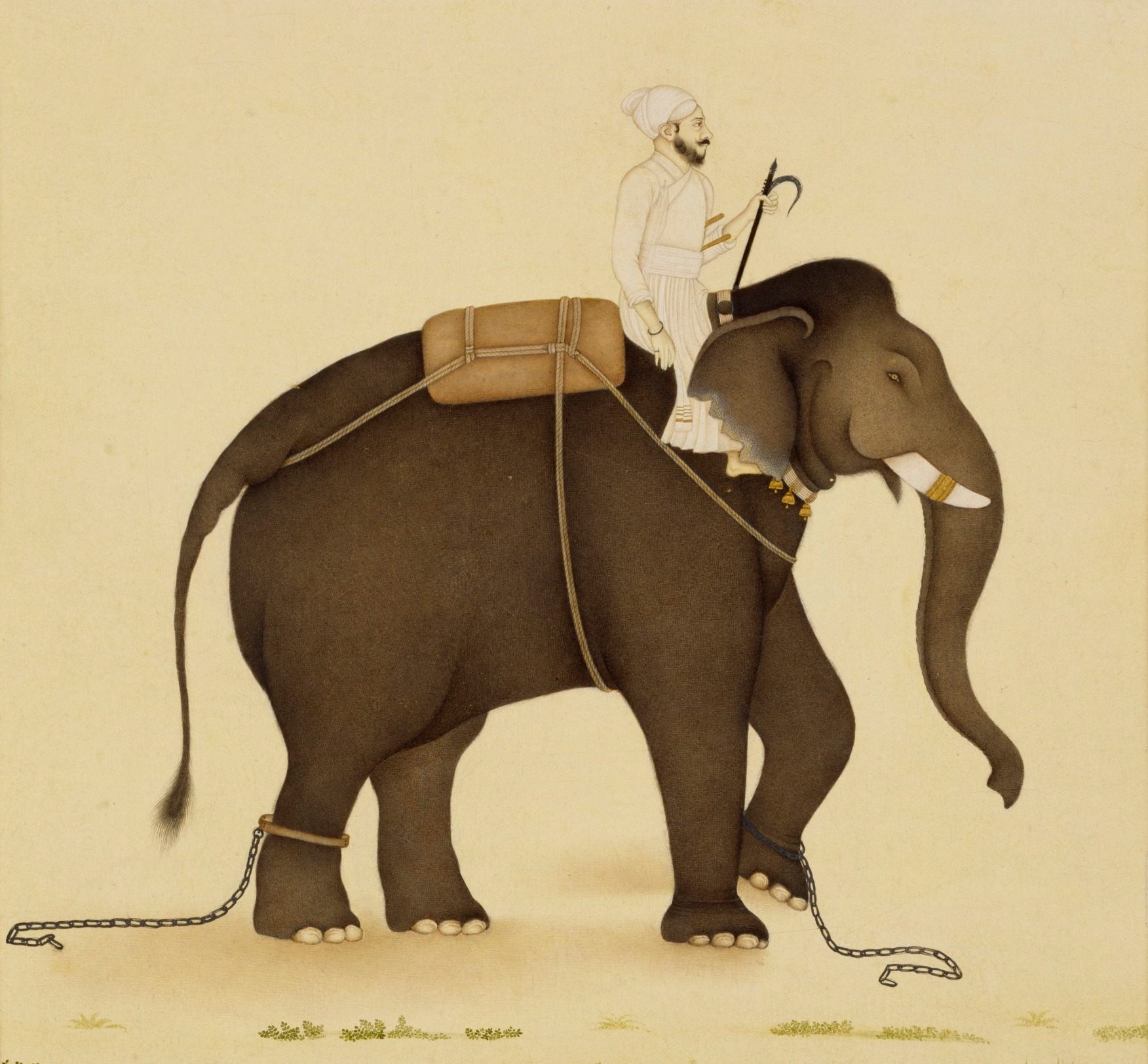 Mahout on Elephant